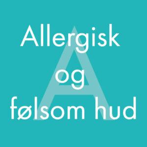 Pharmaceris A- Til allergisk og følsom hud